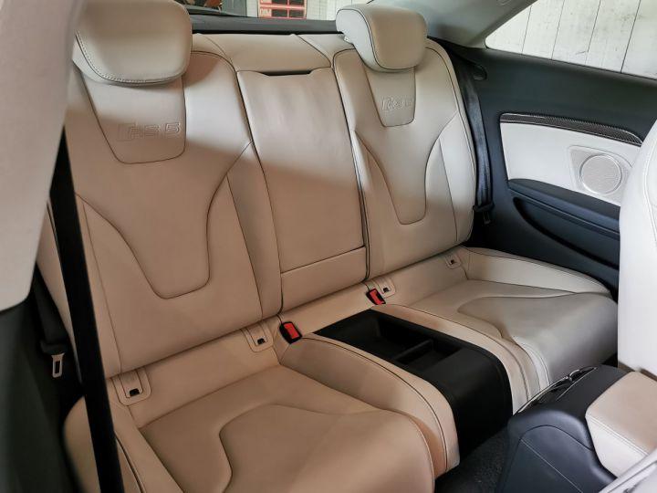 Audi RS5 4.2 V8 FSI 450 CV QUATTRO BVA Gris - 9