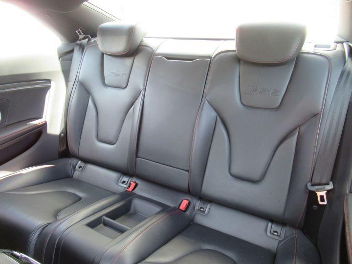 Audi RS5 4.2 V8 FSI 450CH QUATTRO S TRONIC 7 Rouge - 8