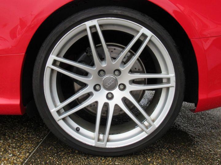 Audi RS5 4.2 V8 FSI 450CH QUATTRO S TRONIC 7 Rouge - 13
