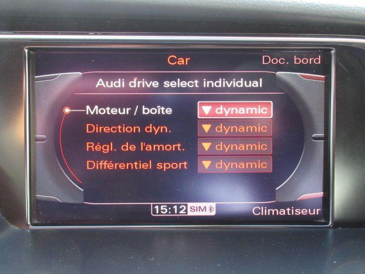 Audi RS5 4.2 V8 FSI 450CH QUATTRO S TRONIC 7 Rouge - 18