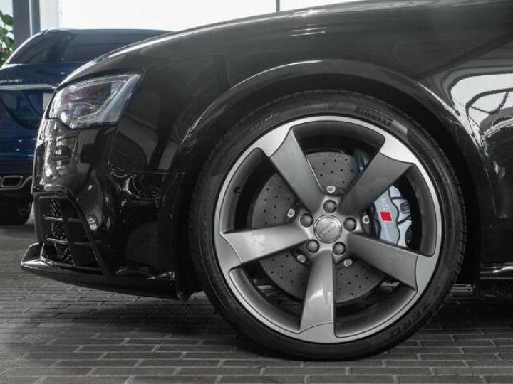 Audi RS5 CABRIO 4.2 FSI 450 QUATTRO Noir métallisé - 4