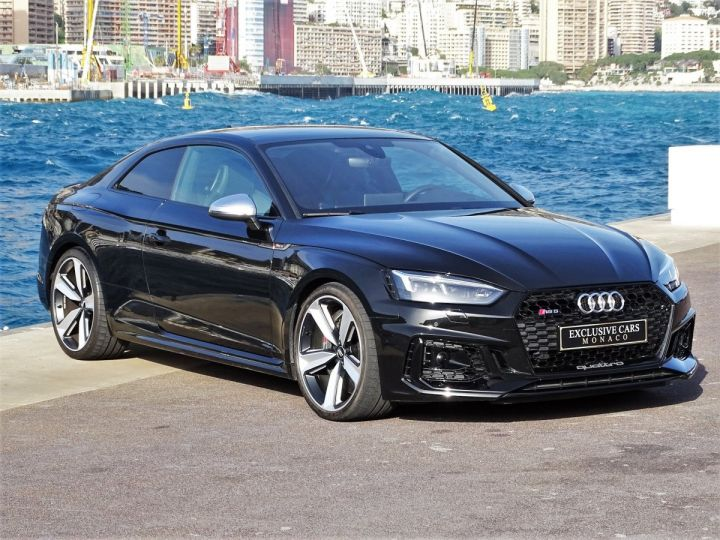 Audi RS5 COUPE QUATTRO 2.9 TFSI 450 CV BLACK EDITION - MONACO Noir Métal - 2
