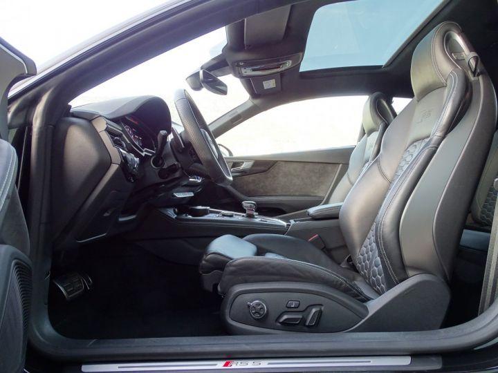 Audi RS5 COUPE QUATTRO 2.9 TFSI 450 CV BLACK EDITION - MONACO Noir Métal - 6