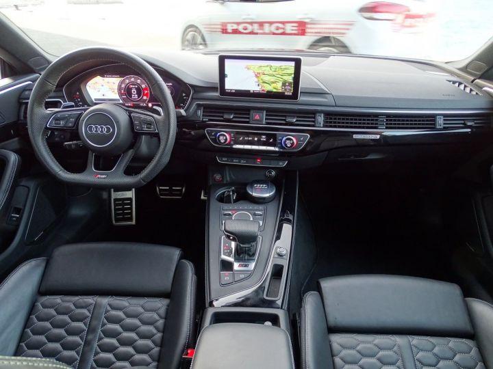 Audi RS5 COUPE QUATTRO 2.9 TFSI 450 CV BLACK EDITION - MONACO Noir Métal - 7