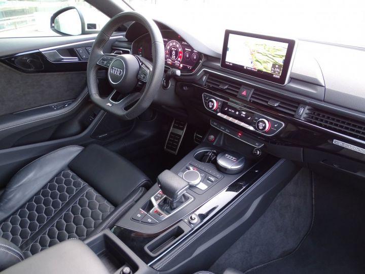 Audi RS5 COUPE QUATTRO 2.9 TFSI 450 CV BLACK EDITION - MONACO Noir Métal - 9