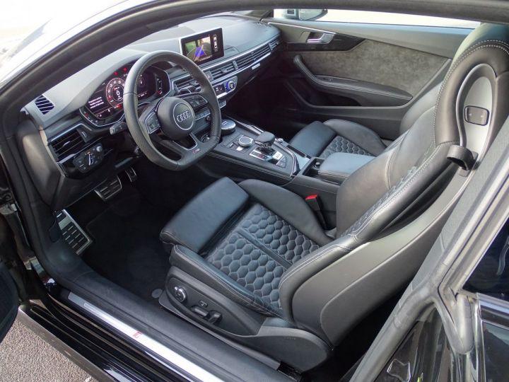 Audi RS5 COUPE QUATTRO 2.9 TFSI 450 CV BLACK EDITION - MONACO Noir Métal - 10