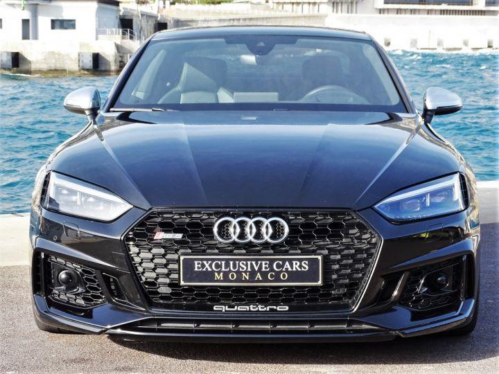 Audi RS5 COUPE QUATTRO 2.9 TFSI 450 CV BLACK EDITION - MONACO Noir Métal - 12
