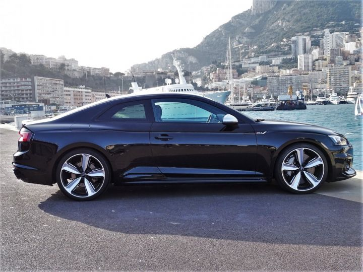 Audi RS5 COUPE QUATTRO 2.9 TFSI 450 CV BLACK EDITION - MONACO Noir Métal - 14