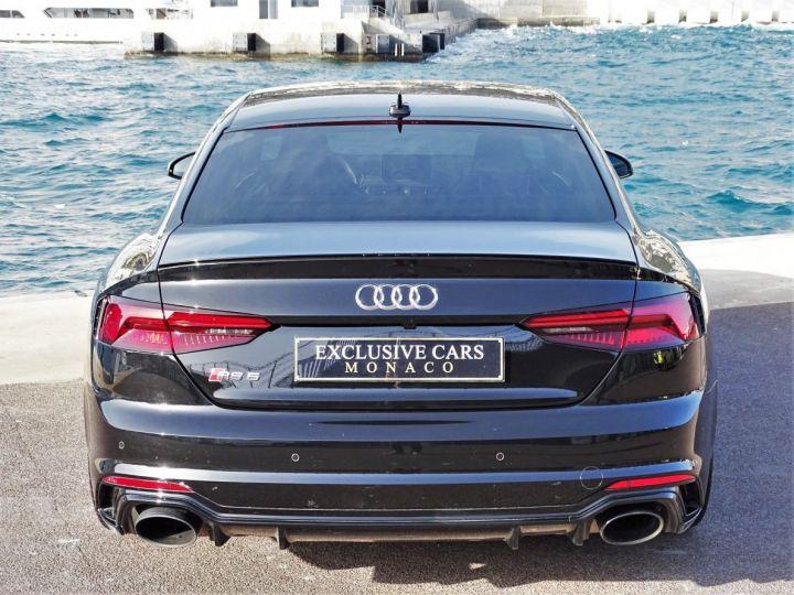 Audi RS5 COUPE QUATTRO 2.9 TFSI 450 CV BLACK EDITION - MONACO Noir Métal - 15