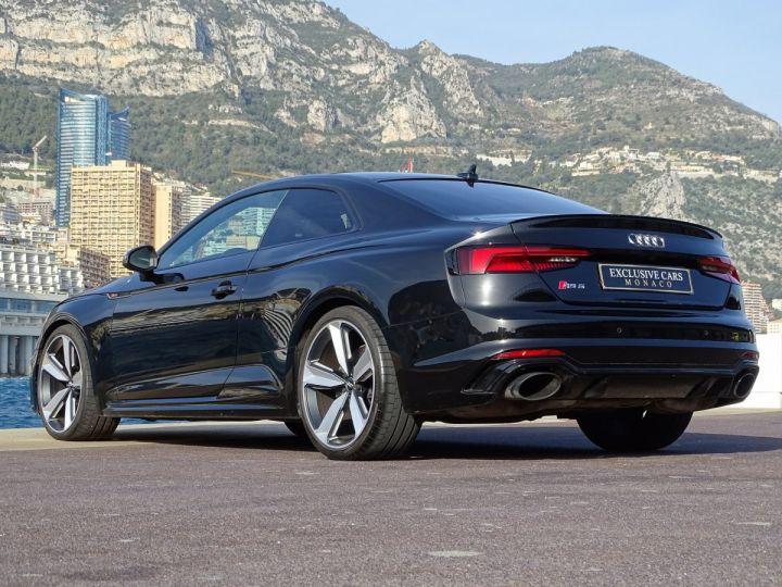 Audi RS5 COUPE QUATTRO 2.9 TFSI 450 CV BLACK EDITION - MONACO Noir Métal - 16