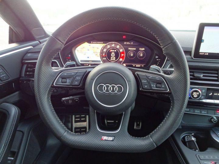 Audi RS5 COUPE QUATTRO 2.9 TFSI 450 CV BLACK EDITION - MONACO Noir Métal - 17