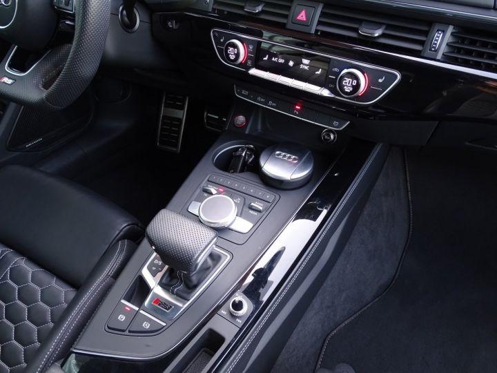 Audi RS5 COUPE QUATTRO 2.9 TFSI 450 CV BLACK EDITION - MONACO Noir Métal - 19
