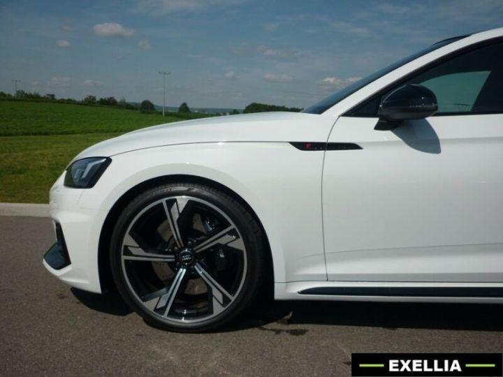 Audi RS5 Sportback  BLANC METALISEE Occasion - 2