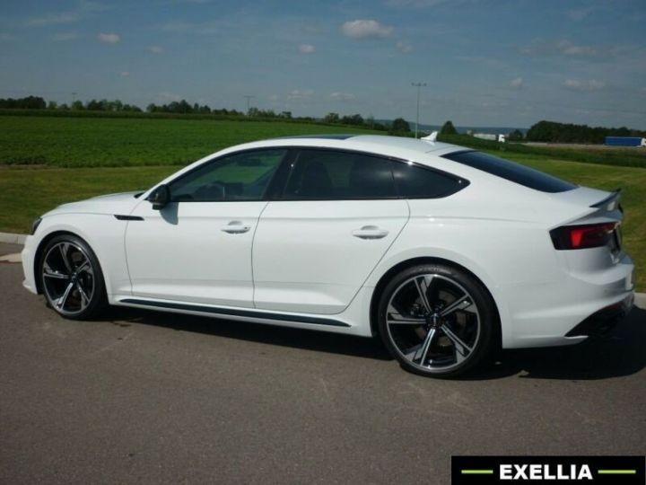 Audi RS5 Sportback  BLANC METALISEE Occasion - 3