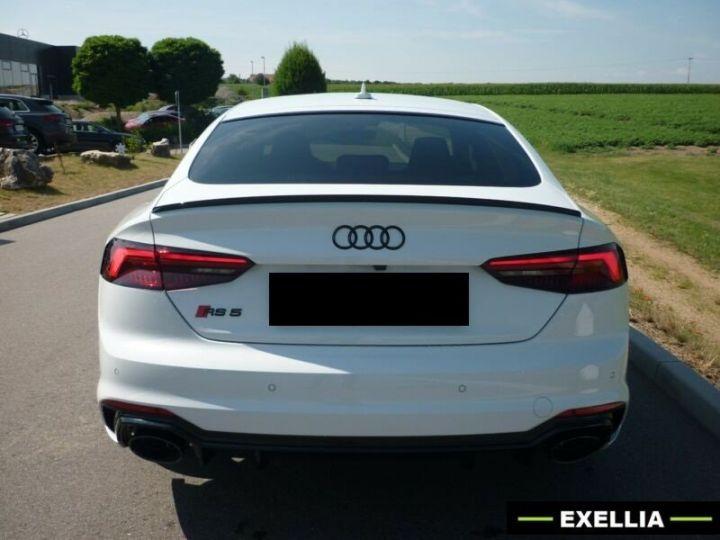 Audi RS5 Sportback  BLANC METALISEE Occasion - 5