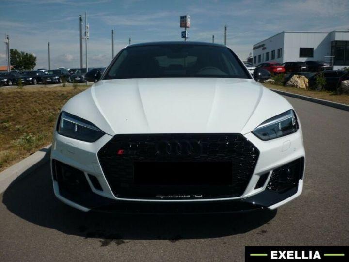 Audi RS5 Sportback  BLANC METALISEE Occasion - 6