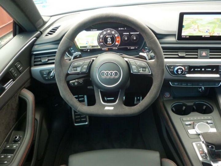 Audi RS5 Sportback  BLANC METALISEE Occasion - 9