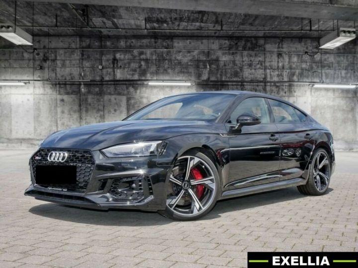 Audi RS5 Sportback  NOIR PEINTURE METALISE  Occasion - 1
