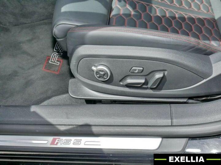 Audi RS5 Sportback  NOIR PEINTURE METALISE  Occasion - 8