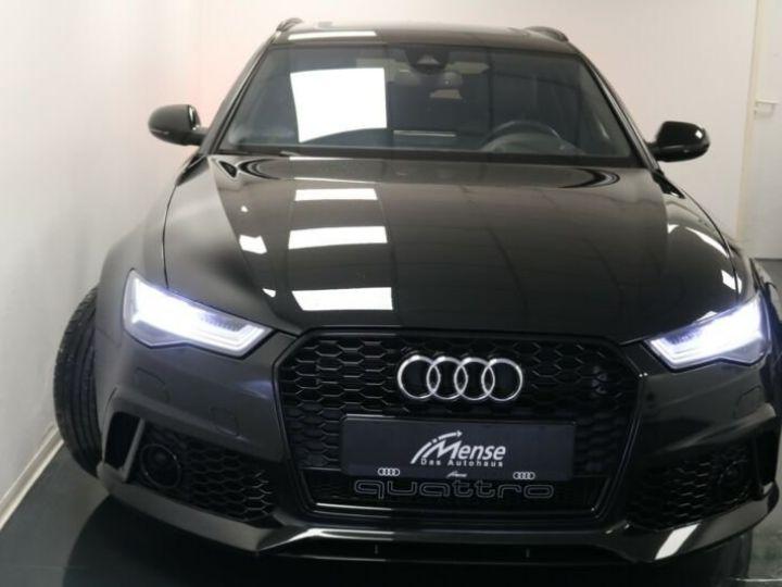 Audi RS6 noir - 2