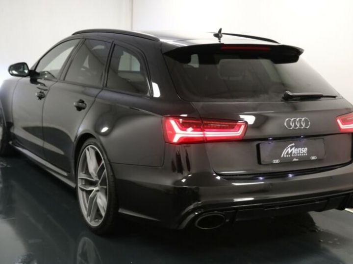 Audi RS6 noir - 3