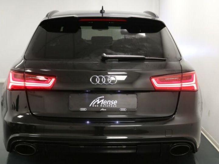 Audi RS6 noir - 4