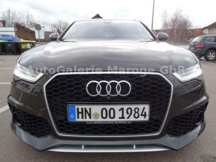 Audi RS6 gris - 2