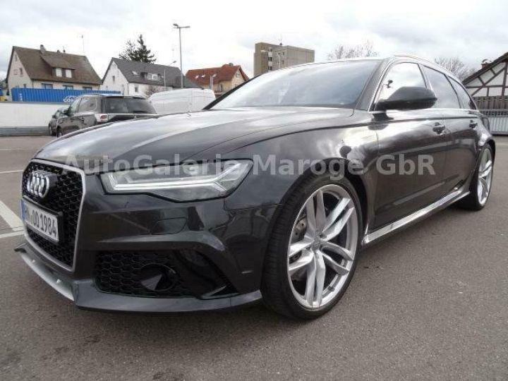 Audi RS6 gris - 3