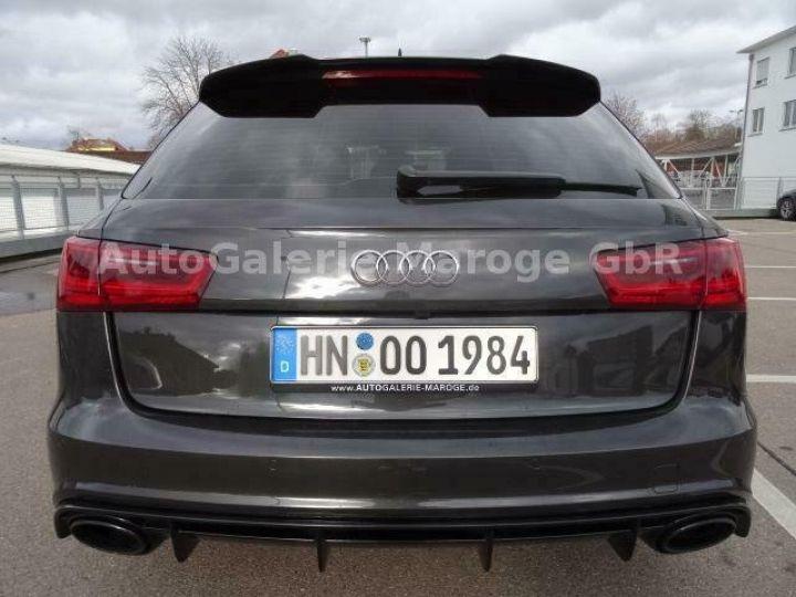 Audi RS6 gris - 5