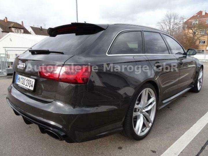 Audi RS6 gris - 6