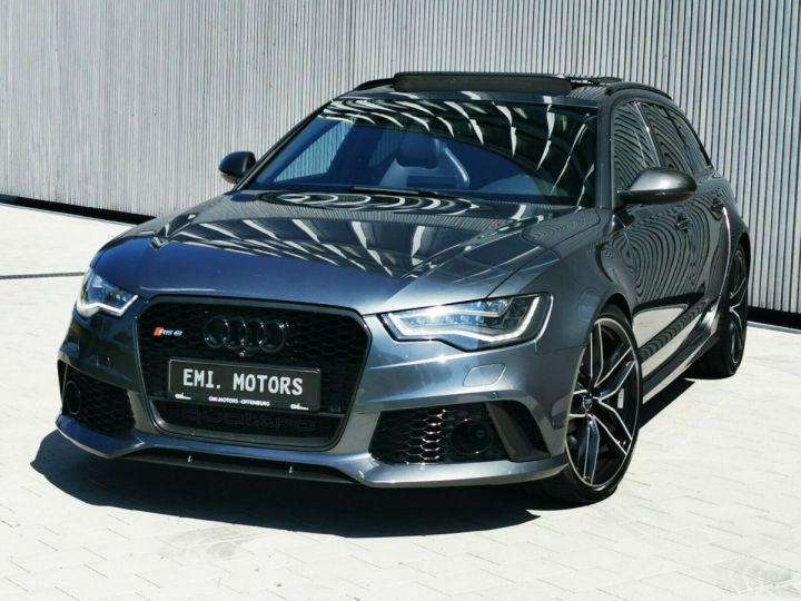 Audi RS6 GRIS DAYTONA - 1