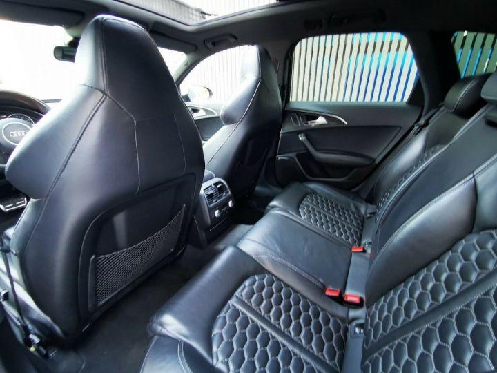 Audi RS6 GRIS DAYTONA - 12