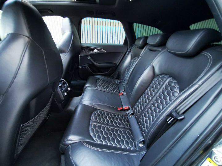 Audi RS6 GRIS DAYTONA - 13