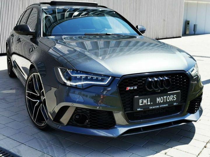 Audi RS6 GRIS DAYTONA - 14