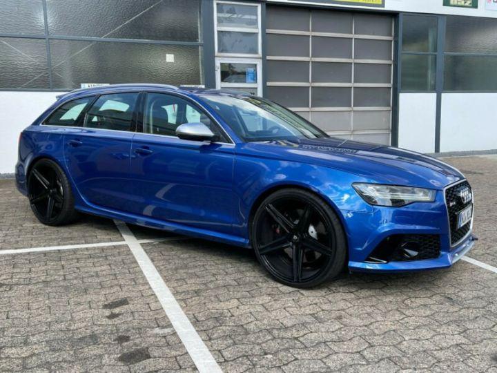 Audi RS6 Bleu - 3