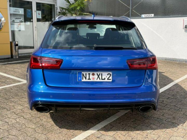 Audi RS6 Bleu - 4