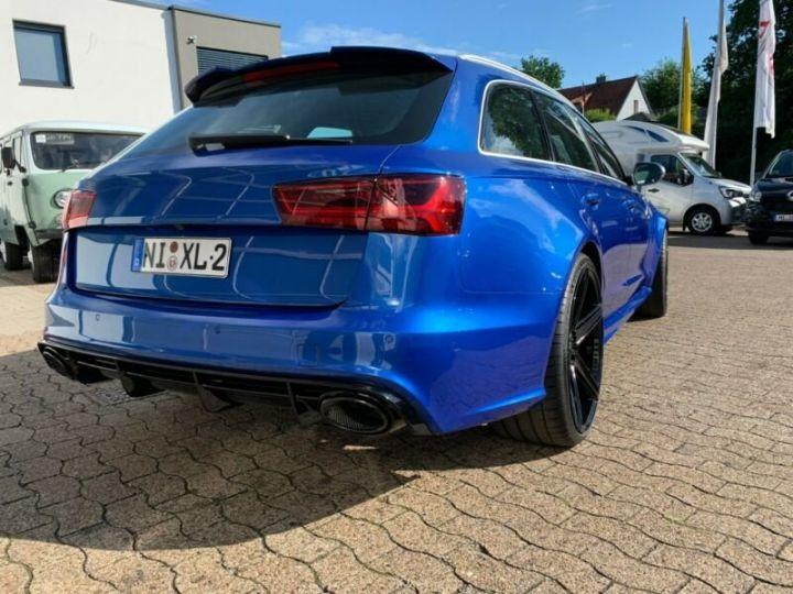 Audi RS6 Bleu - 7