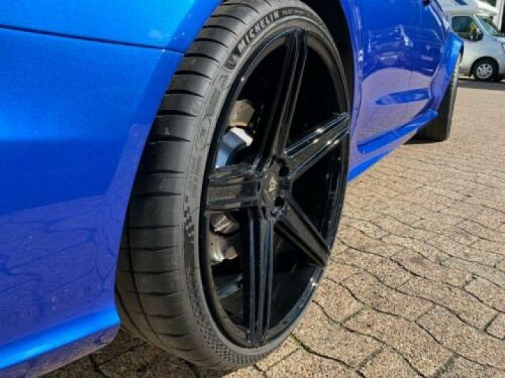 Audi RS6 Bleu - 9