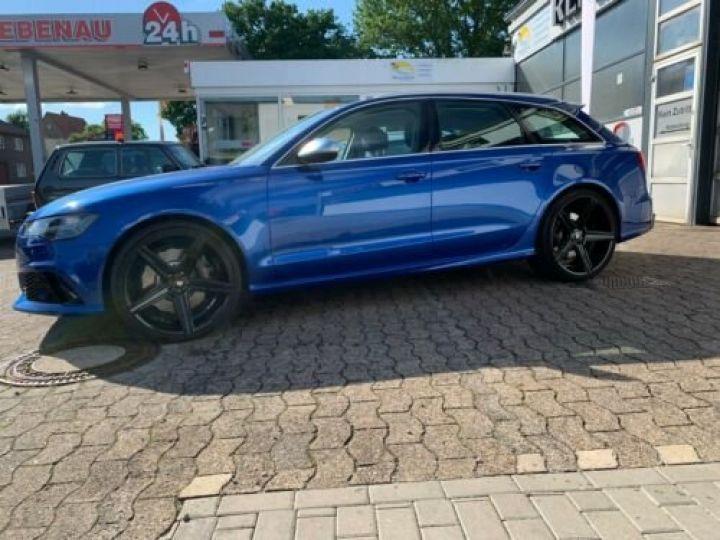 Audi RS6 Bleu - 10