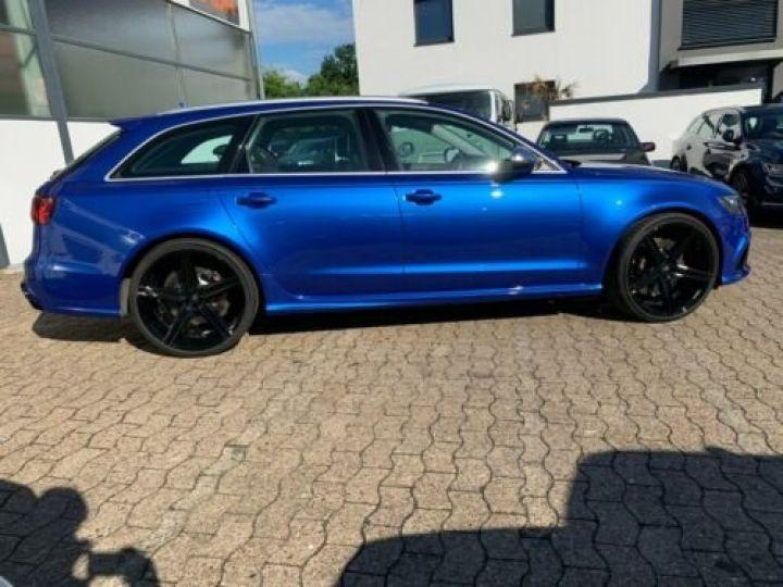 Audi RS6 Bleu - 13
