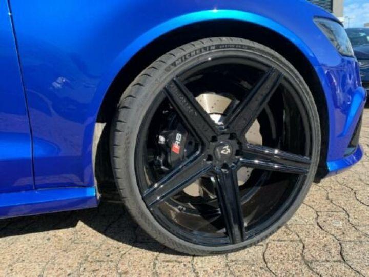 Audi RS6 Bleu - 14