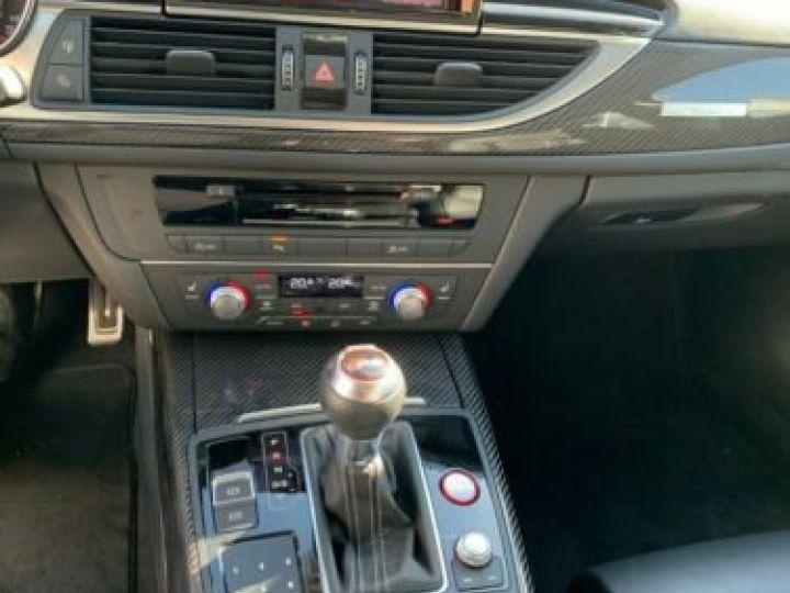 Audi RS6 Bleu - 16