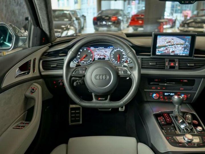 Audi RS6 Gris métallisée  - 13