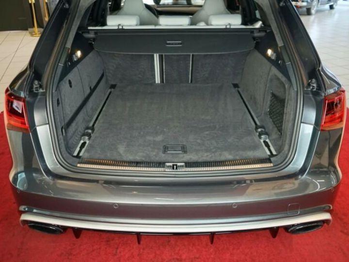 Audi RS6 Gris métallisée  - 15