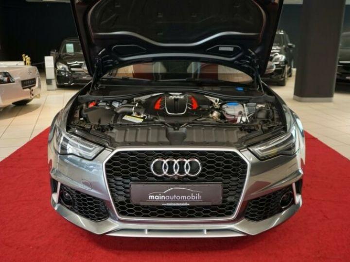 Audi RS6 Gris métallisée  - 19