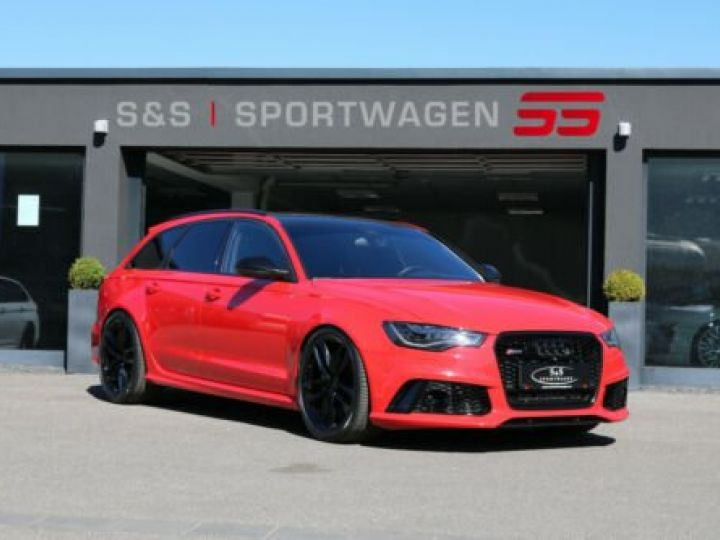 Audi RS6 Rouge - 1