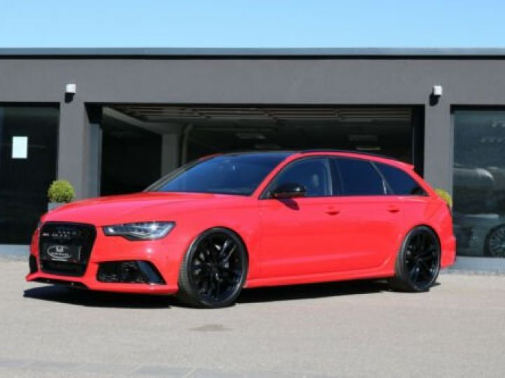 Audi RS6 Rouge - 2