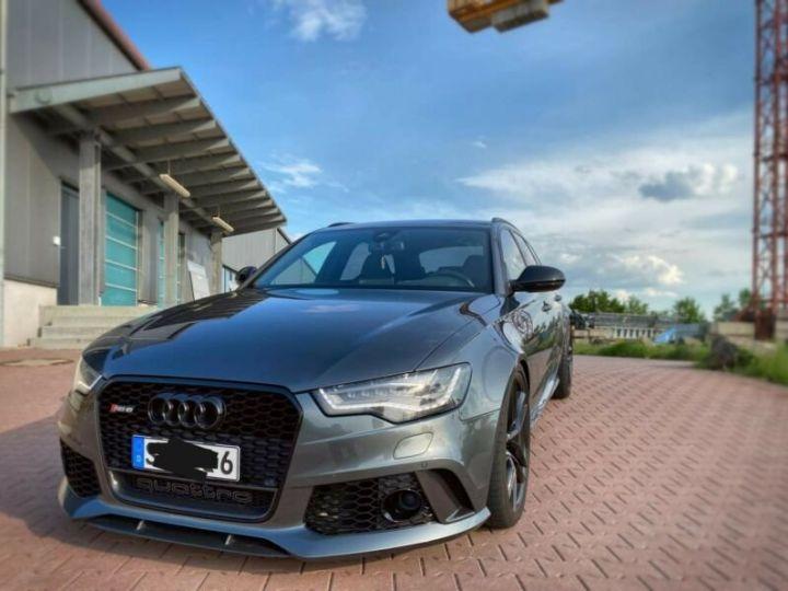 Audi RS6 Gris métallisée  - 2