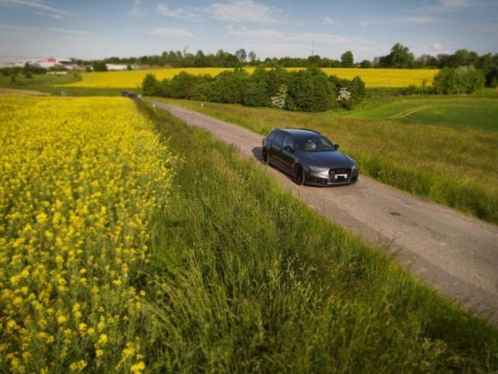 Audi RS6 Gris métallisée  - 5