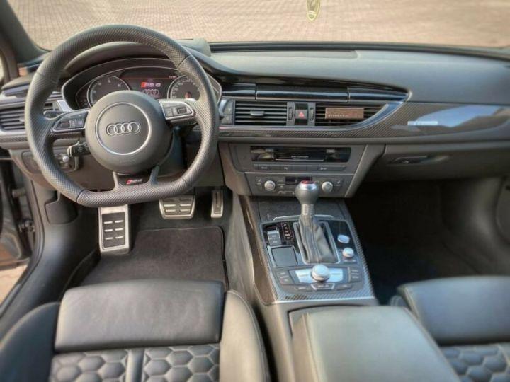 Audi RS6 Gris métallisée  - 8